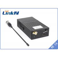 Buy cheap Mini COFDM Video Wireless Transmitter Receiver for Long Range Transmission product