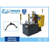 Buy cheap Automatic Pipe Fixing Clamp Screw Welding Machine from wholesalers