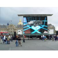 Buy cheap High Definition P10 Outdoor SMD Led Display Wall For Advertising Mobile with from wholesalers