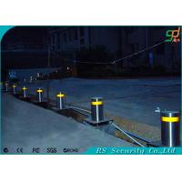 Buy cheap Remote Control Hydraulic Bollards, Car Traffic Barrier IP 68 Automatic Rising Bollards product