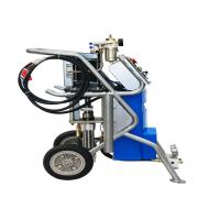 Buy cheap High Pressure PU Polyurethane Foam Injection Machine With 5000WX2 High Heating Power product
