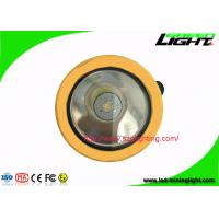 Buy cheap Orange / Black LED Mining Light 1000 Cycles Lifetime For Fire Fighting / from wholesalers
