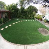 Buy cheap Green Outdoor Synthetic Grass 20mm 25mm 30mm Artificial Natural Looking product