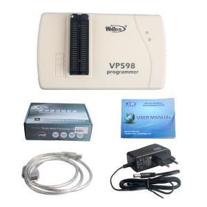 Buy cheap Original Wellon VP598 Universal Programmer (Update Version of VP390) product