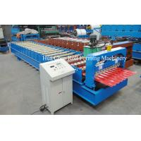 Buy cheap Automatic Wall Panel Metal Roof Sheet Tile Roll Forming Machine 20m/min 380V 50Hz product