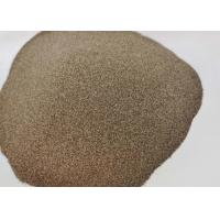Buy cheap Brown Fused Aluminum Oxide Abrasive Grit BFA P12 - P240 For Coated Abrasive product