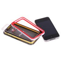 Buy cheap OEM design welcomed for Signal protection Apple Iphone 4 Bumper Accessories product