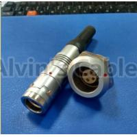 Buy cheap Lemo High Performance Video Camera Connectors High Packing Density For Space Savings product