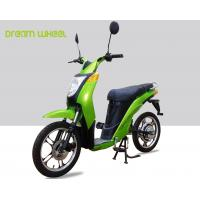 Buy cheap 2 Wheels Pedal Assist Electric Bike , Electric Motor Assisted Bicycle 25-32km / H Speed product