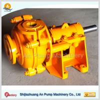 China iron ore processing project slurry pumps on sale