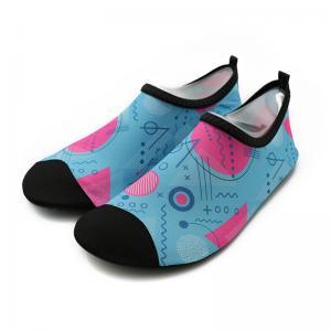 Buy cheap Ocean Sport Water Skin Shoes / Freely Barefoot Pool Womens Aqua Socks from wholesalers