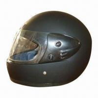 Buy cheap Safety Helmet with Dual Flow-through Channel and Adjustable 3-plastic Screw Visor product