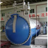 Buy cheap Automatic Glass Industrial Autoclave Equipment For Steam Sand Lime Brick Φ2.85m product
