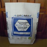 Buy cheap UV Waterproof Laminated Woven PP Bags 5 - 25KG Capacity For Feed Food Fertilizer product