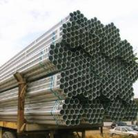 Buy cheap Greenhouse Welded Galvanized Steel Pipe product