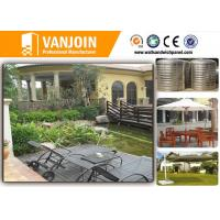 Buy cheap Eco-friendly Sound Insulation Fireproof Modern Prefab Houses Villa System product
