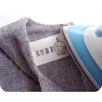 Buy cheap Skinny pants fashion paper hang tags/label product