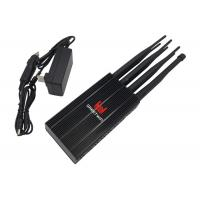 Buy cheap Long Distance Powerful LTE Mobile Phone Signal Jammer 20m Jamming Range from wholesalers