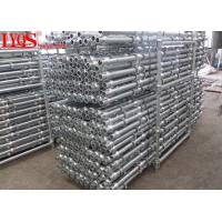 China 150cm Carbon Steel Cuplock Scaffolding System 80μM-100μM HDG Thickness on sale