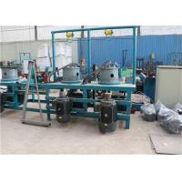 Buy cheap Pulley Type Continuous Wire Rod Drawing Machine Speed 400 M / Min High Output product