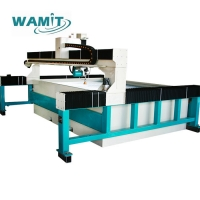Buy cheap 3000*2000mm 3D Five Axis Water Jet Cutter for Thick Stainless Steel Cutting product