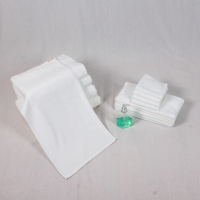 Buy cheap 80% Cotton Hotel Quality White Towels product
