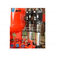 Buy cheap Multi - Stage Booster Fire Jockey Pump 2m³/H For Firefighting , NFPA20 / GB6245 Standard product