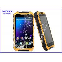 Buy cheap Dual Cards IP68 Ruggedzid 4.3inch smartphone Dual Core IPS Screen product