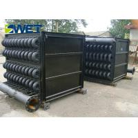 Buy cheap Fully Automatic Gas Boiler Parts , Industrial Boiler Parts Heat Proof Efficient Economizer from wholesalers