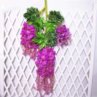 Buy cheap Artificial Wisteria Flower product