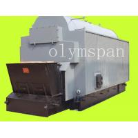 Buy cheap Electric High Pressure Coal Fired Steam Boiler Efficiency / Steam Heating Boiler product