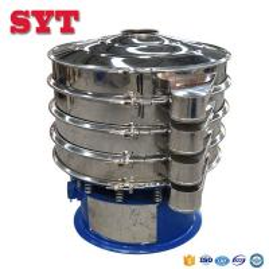 China cassawa starch circular vibration screen company from Xinxiang Sanyuantang on sale