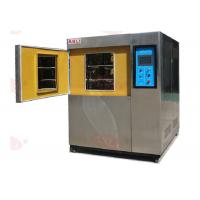 China Three Zone Thermal Shock Test Chamber, PCB Environmental Thermal Shock Test Equipment on sale