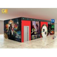 Buy cheap Amusement Park Movie Theater Equipment 5D Cinema Equipment for Shopping Mall product