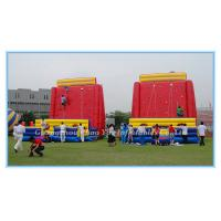 China Inflatable Mountain Climber Climbing Sport Game (CY-M2104) on sale