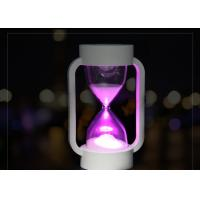 Buy cheap Battery Fun Electronic Gifts Colorful LED Night Light Time Sand Clock For Kids product