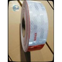 Buy cheap Dot Approved Diamond Grade Reflective Tape For Cars 6 Inch Micro Prismatic Grade product