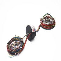 Buy cheap Compact IP54 16Mm Capsule Slip Ring For Signal Transmission product