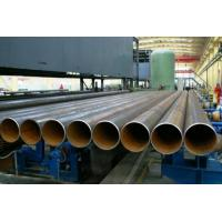 China Carbon steel pipe and tube ERW butt welded for pressure vessel service on sale