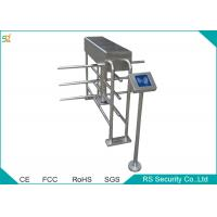 Buy cheap Intelligent automatic systems turnstiles half height waist height Gate product