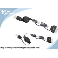 Buy cheap Retractable  micro  usb Apple Iphone Accessories cable adapter 2.0 product