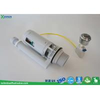 Buy cheap Cable Operated Toilet Dual Flush Valve , Wc Flush Valve For Uk Concealed Cistern product