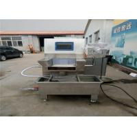 Buy cheap Saline Injection Meat Processing Machine 6KW Power 900 - 1100 Kg / H Capacity from wholesalers
