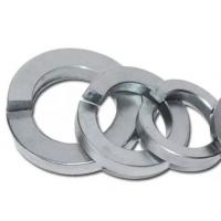 Buy cheap Cheese Head Screw Stainless Steel Spring Lock Washers With Square End DIN7980 product