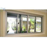 Buy cheap Aluminium Double Glazed Sliding Windows With Sub Frame Australian Standard product