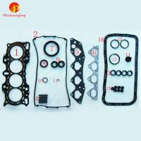 Buy cheap B20B2 B20B For HONDA CRV RD1 Automobile Gasket Engine Spare Parts Metal Full Set Engine Gasket 06110-R3F-902 50180200 product