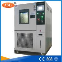 Cheap Ozone Environmental Test Chamber , Rubber Ozone Aging Resistance Test Stability Test Chamber wholesale