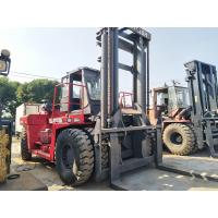 Buy cheap High Efficiency Used Industrial Forklift , 25 Ton Forklift 9200 X 3300 X 4000 Mm product