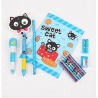 Buy cheap Promotional Item Cute Stationery, Custom Cartoon Stationery Set product