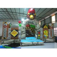 Buy cheap New The Gorilla Inflatable Fun City Animals The construction inflatable Amusement Park For Children under 12 years product
